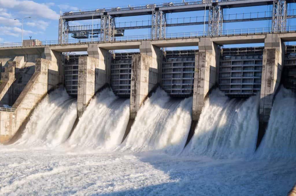 production energie hydraulique