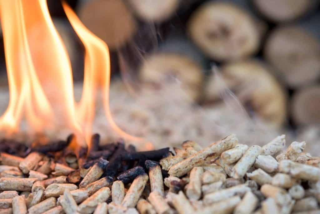 energie biomasse granules