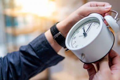 Changement d'heure une baisse de la facture d'électricité