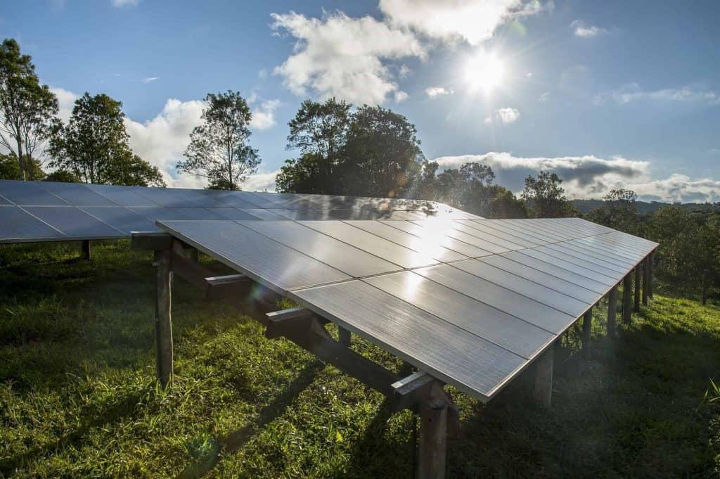 Prix panneaux solaires